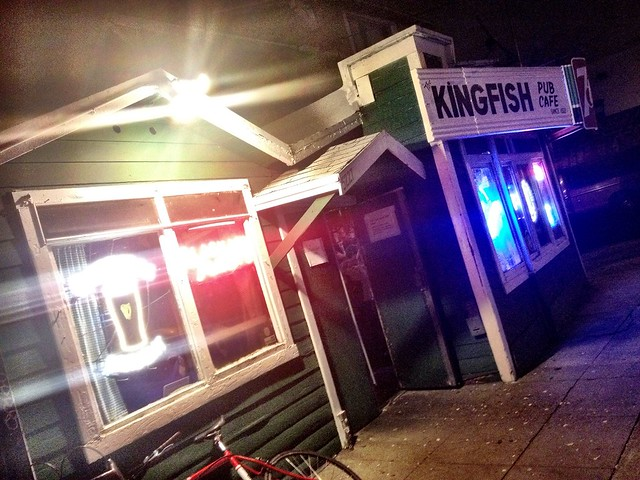Kingfish Pub in Oakland