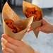 Five Spice Yam Chips