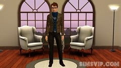 Singer Career Outfit (Level 4) Male