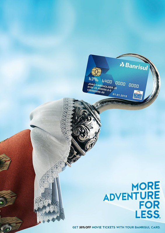 Banrisul - Credit Card Hook
