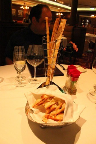 Bread and breadsticks - Palo
