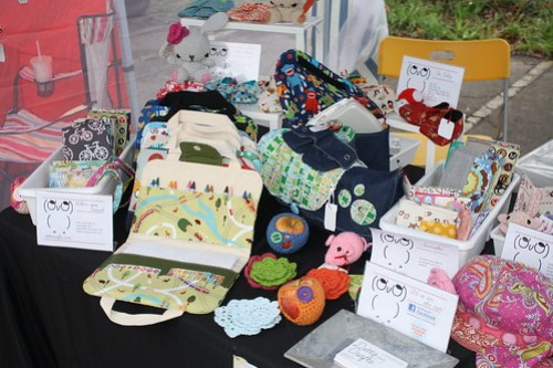 Ditto Crafts - Eltham Market Stall