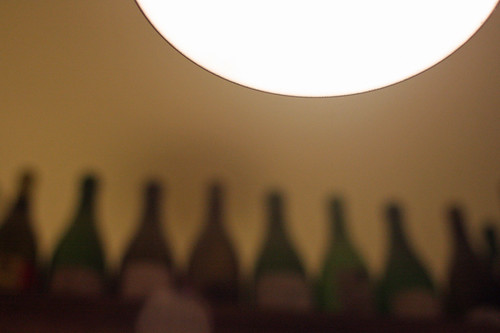 wine at Vivant