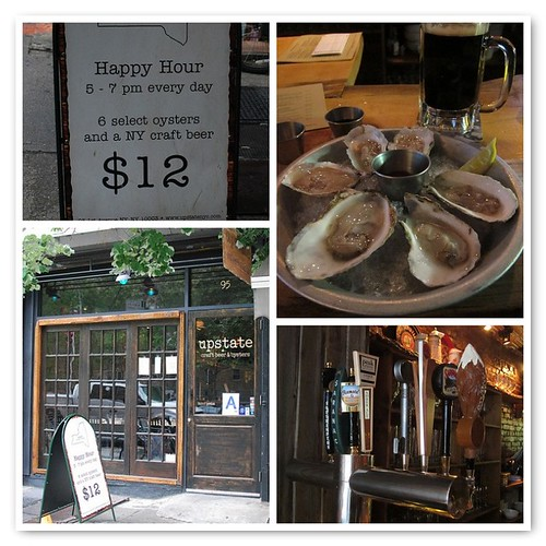 Upstate Craft Beer & Oyster Bar mosaic