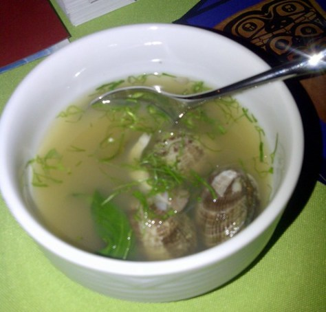 Maenam's Hot and Sour Soup