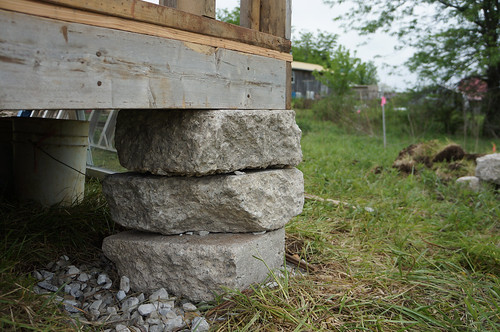 Tool Shed Foundation