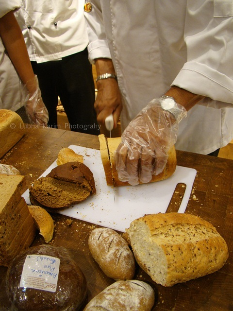 Bread Tasting @ Gourmet West
