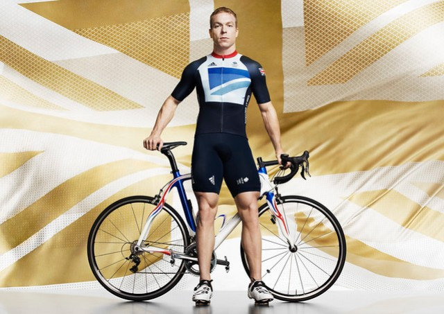 adidas GB Olympic kit