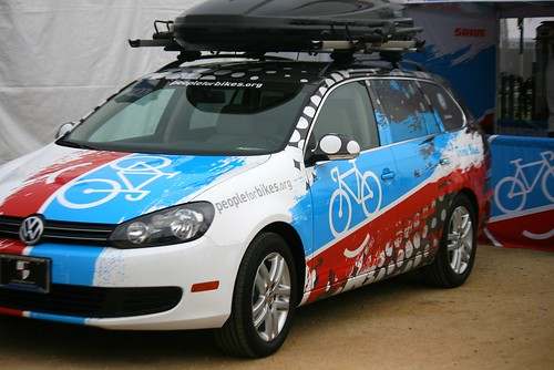 People for Bikes, sponsored by Volkswagen