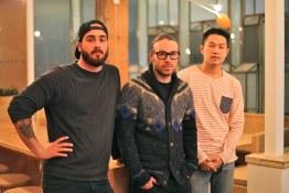 Connor Gotowiec, Jimmy Stewart, Chen-Wei Lee   The Blacktail Florist