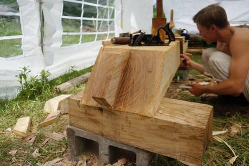Tenon joinery