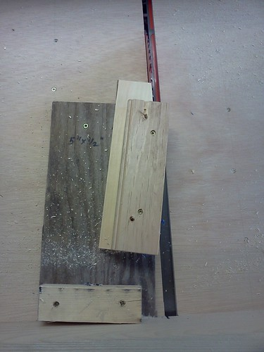 Wedge jig, with cap