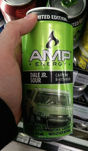 Limited Edition Amp Energy Dale Jr. Sour
