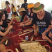 Ukeke workshop at the Smithsonian Folklife Festival.