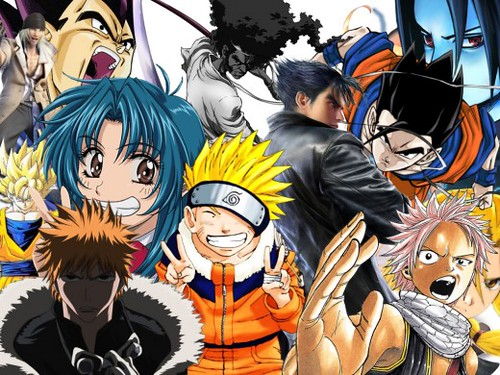 Mejores Animes Japoneses