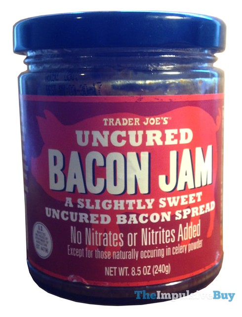 Trader Joe's Uncured Bacon Jam