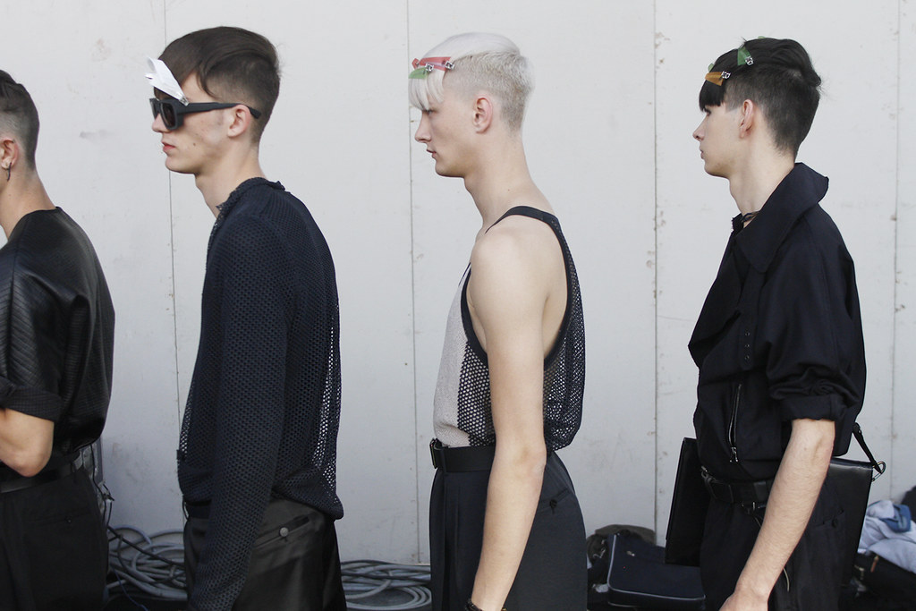 2012_07_01 Lanvin SS 13 Menswear Show Backstage - Paris Mens Fashion Week - Hypebeast Exclusive - Tuukka Laurila - 6