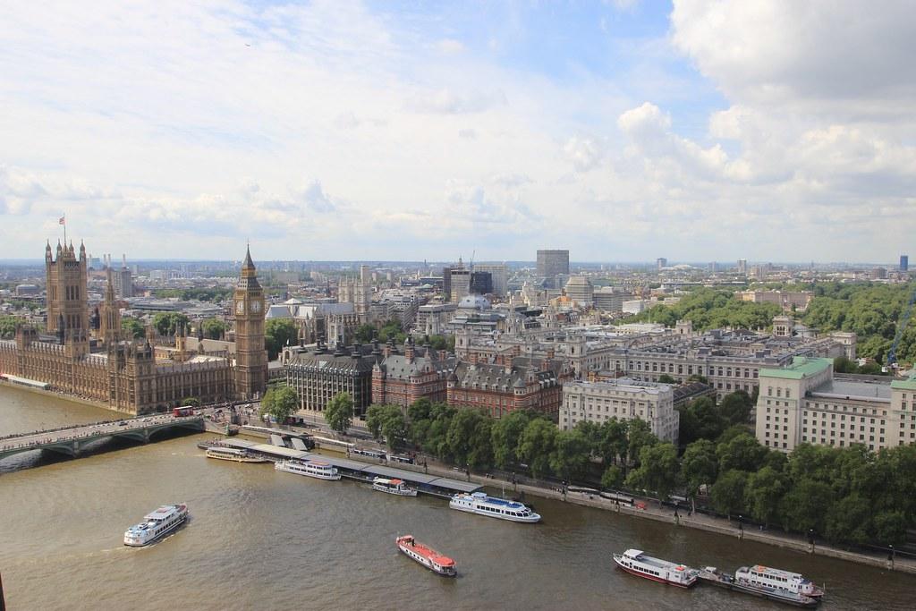 The London Eye - London, England