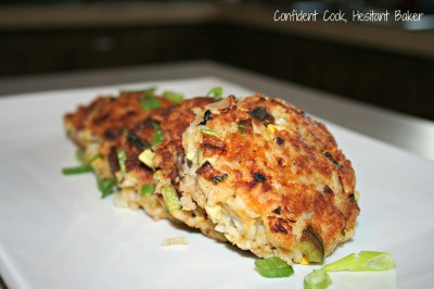 Vegetable Rice PattiesN