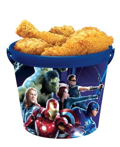 Avengers Bucket