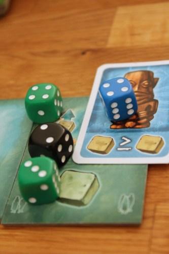 The Blue God vs. Fortuna