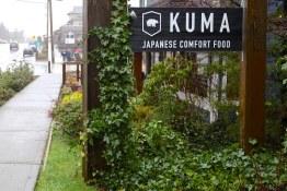 Signage | Kuma Tofino