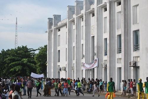 Carnaval da solidariedade 2015: Quelimane