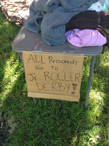 Jr. Roller Derby Sale