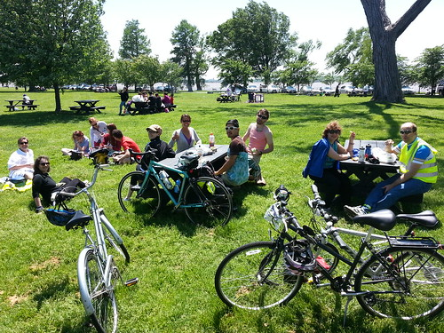 Bike Arlington/WABA/Black Women Bike:DC  - Mother's Day Ride to Hains Point