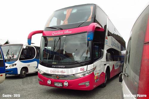 Queilen Bus - Castro - Marcopolo Paradiso 1800 DD G7 / Mercedes Benz (FXZX15)