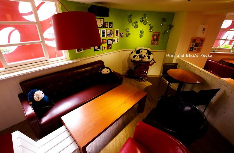 台中早午餐推薦冰滴咖啡插座餐廳胖達41