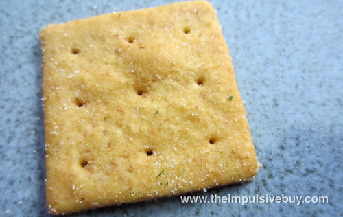 Limited Time Only Wheat Thins Lime Super Closeup