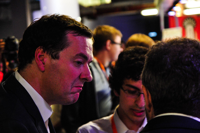 George Osborne at Make The Web