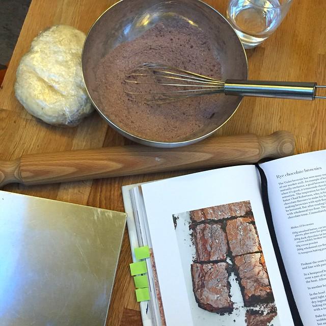 Eurovision baking