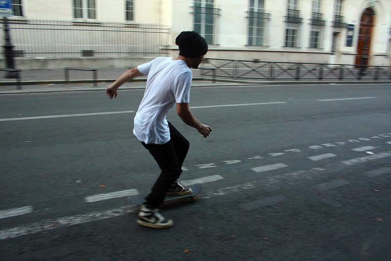 Rick Owens Sneakers Skateboarding