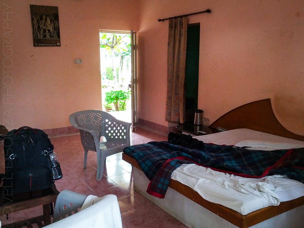 MTDC room at Lonar