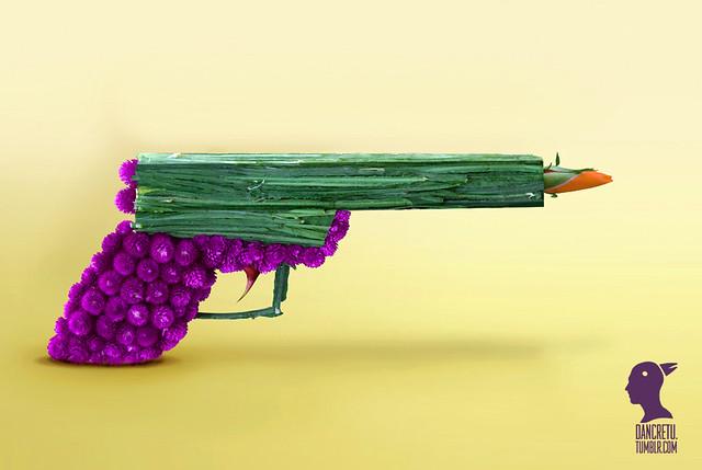 gun veggie