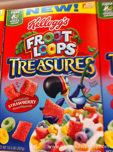Froot Loops Treasures