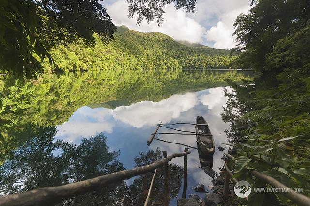 Bulusan Lake, Sorsogon, Bicol Region, Philippines