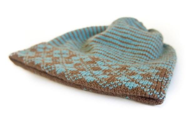 Argyle detail colour work and stripes
