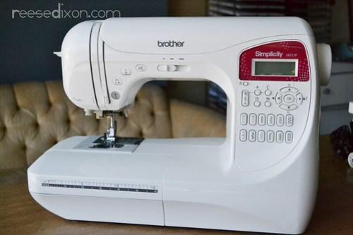 New Sewing Machine!