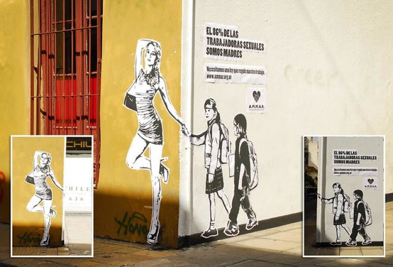 Buenos Aires - Prostitution