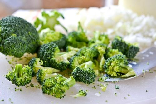 Broccoli-Cheddar Oven Risotto-2