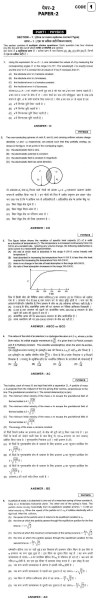 JEE Advanced 2013 Question Paper with Answers Official - Paper 2