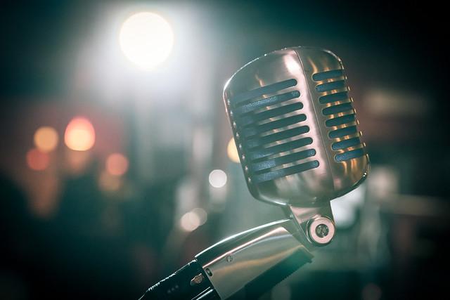 Photo:Microphone By:saaste