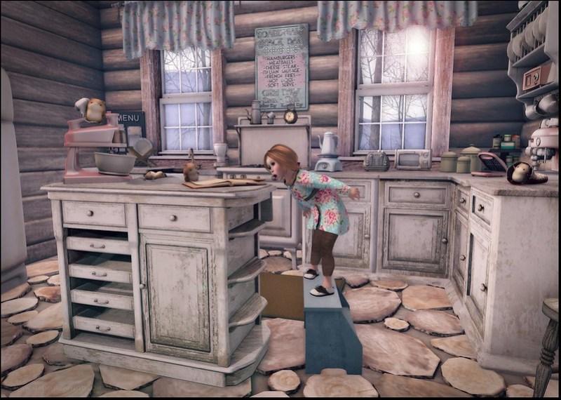 Kitchen Invasion