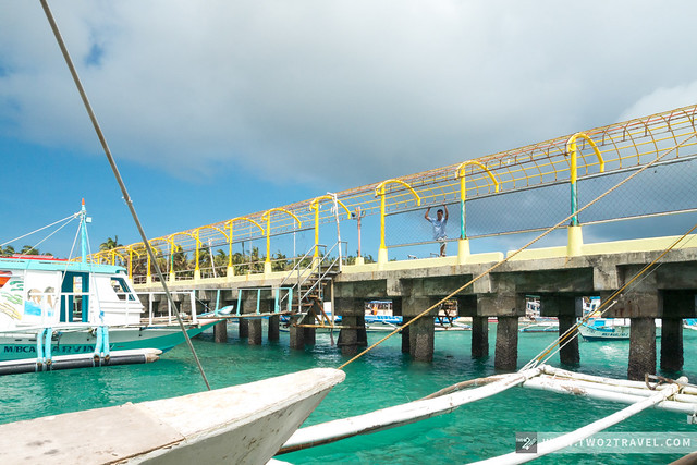 Cagban Port, Boracay