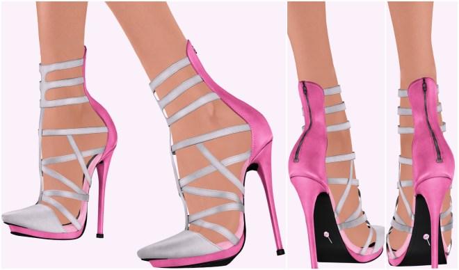 CandyDoll - Newell Heels