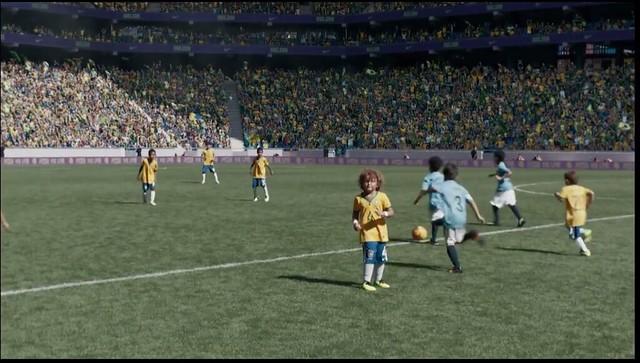 Brésil nike 2