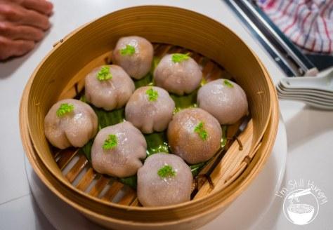 BBQ duck dumplings love on top potts point